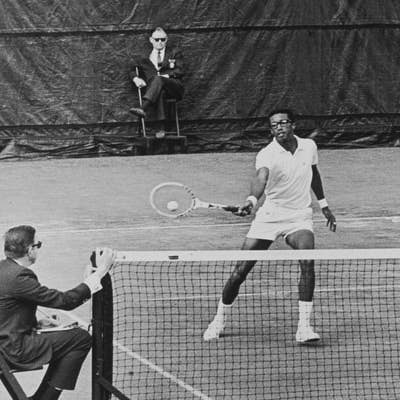 Photo Tour of Great Moments in US OpenTennis