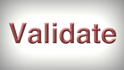 validate - photo #37