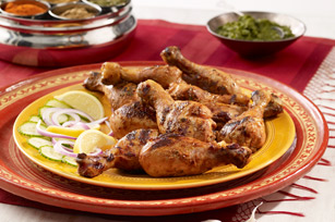 Indian Tandoori BBQ Chicken Recipe – Kraft Recipes// //