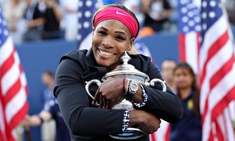 Serena Williams shocked to join legends on 18 grand slamtitles