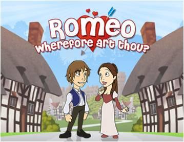 Romeo wherefore artthou?