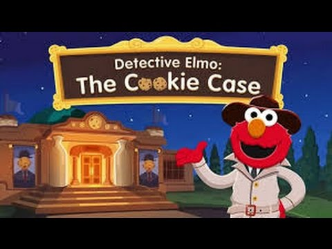 Detective Elmo and the Cookie Case