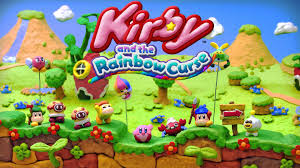 Kirby and the RainbowCurse
