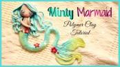 ✿ Minty Mermaid Tutorial ✿