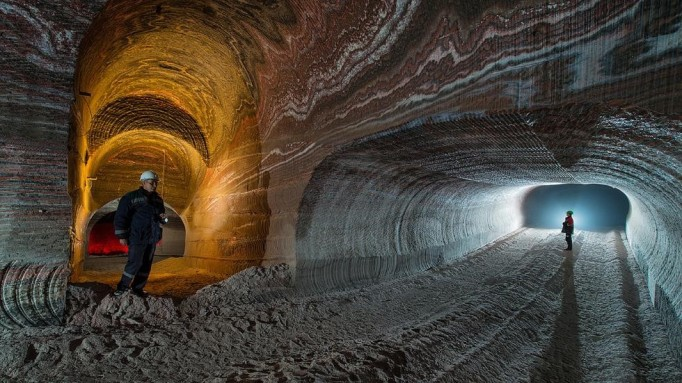 Russia's Salt Mines 5