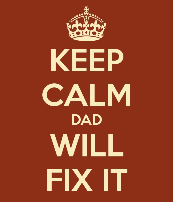 Dad Will FixIt