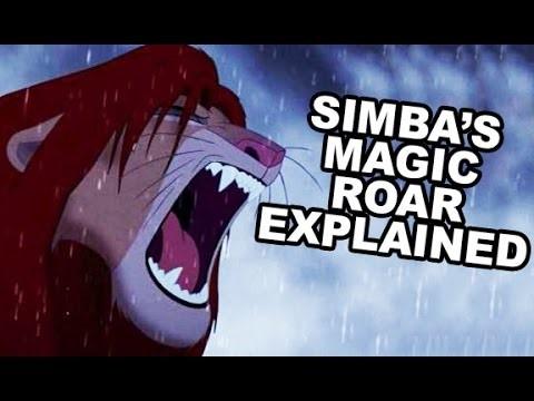 Simba's Magic RoarExplained