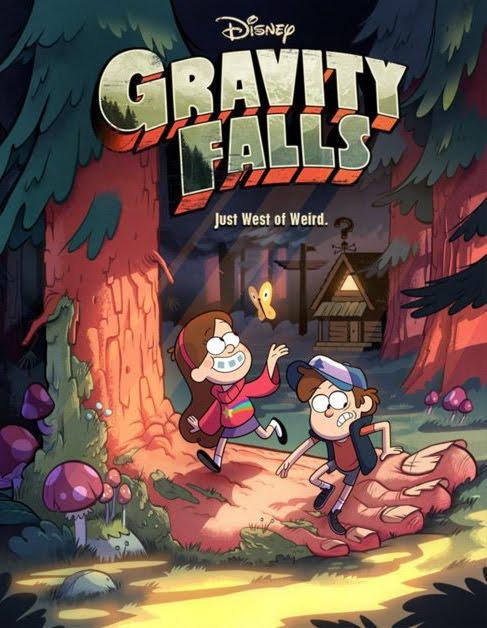 Gravity Falls Season1