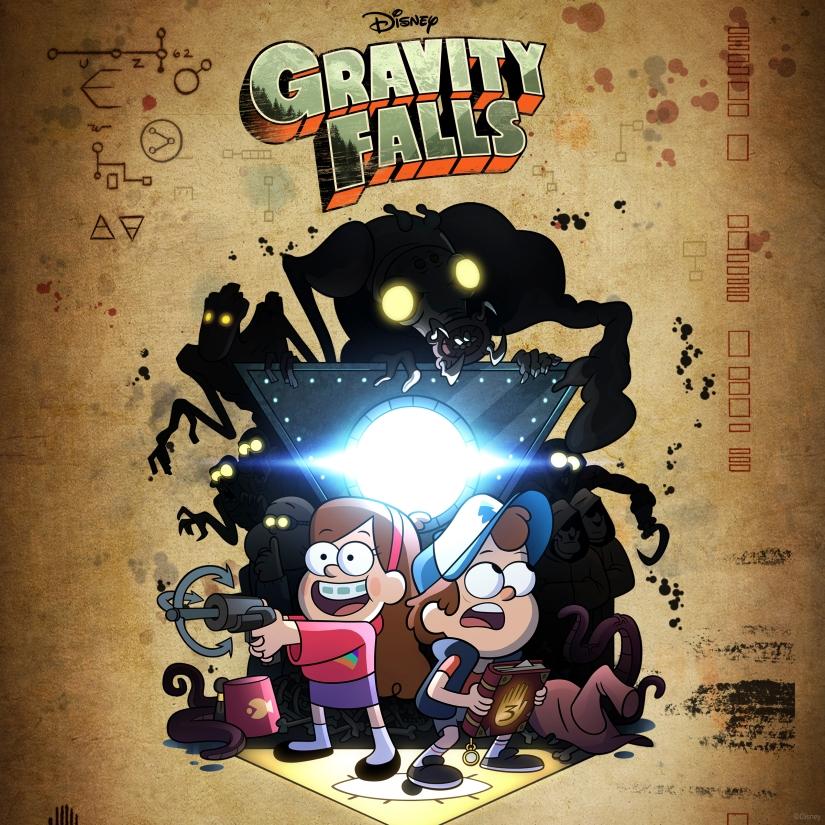 Gravity Falls Season2