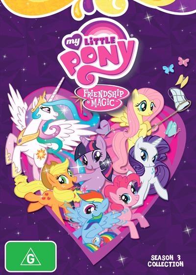 My Little Pony Friendship is Magic: Season3